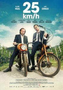 "Filmplakat zu ""25 km/h"" © Sony Pictures"