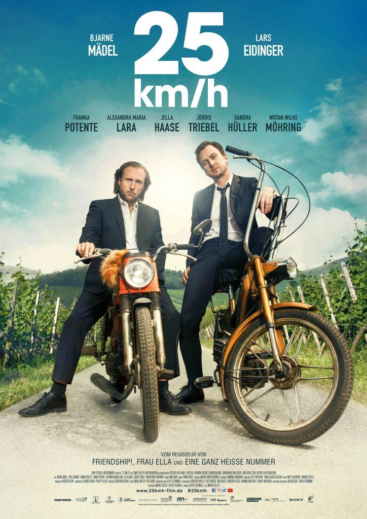 "Plakat zu ""25 km/h"" © Sony Pictures"