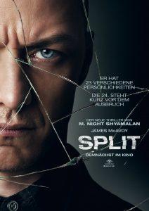 """Filmplakat von """"Split"""" ©Universal Pictures"""
