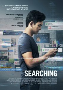 "Filmplakat zu ""Searching"" © Sony Pictures"