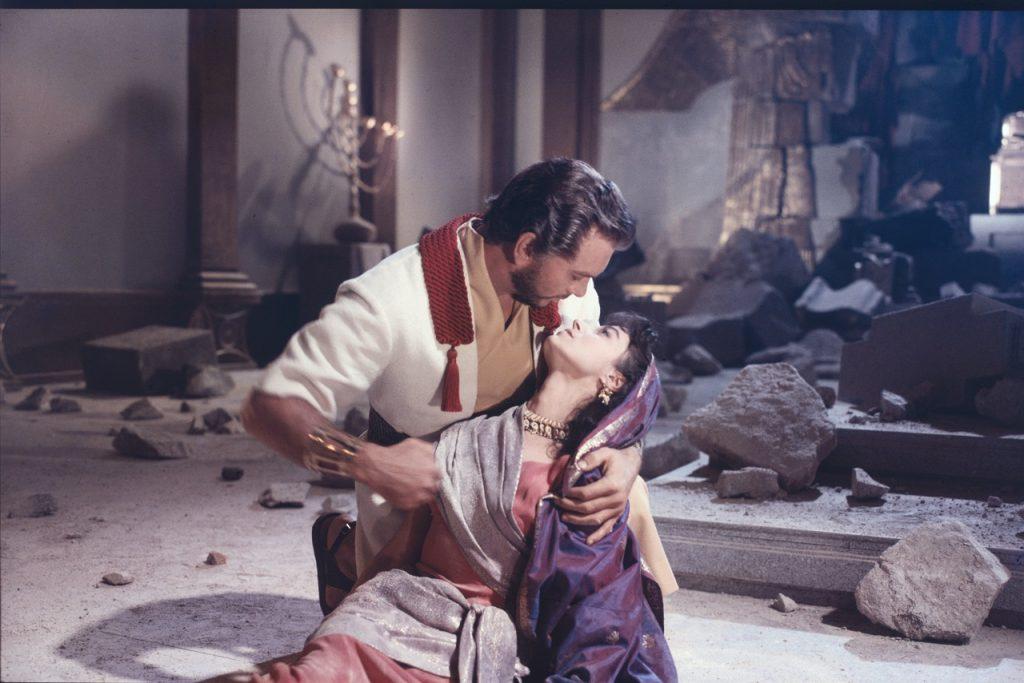 Salomon und Abischag - Salomon und die Königin von Saba © Koch Films