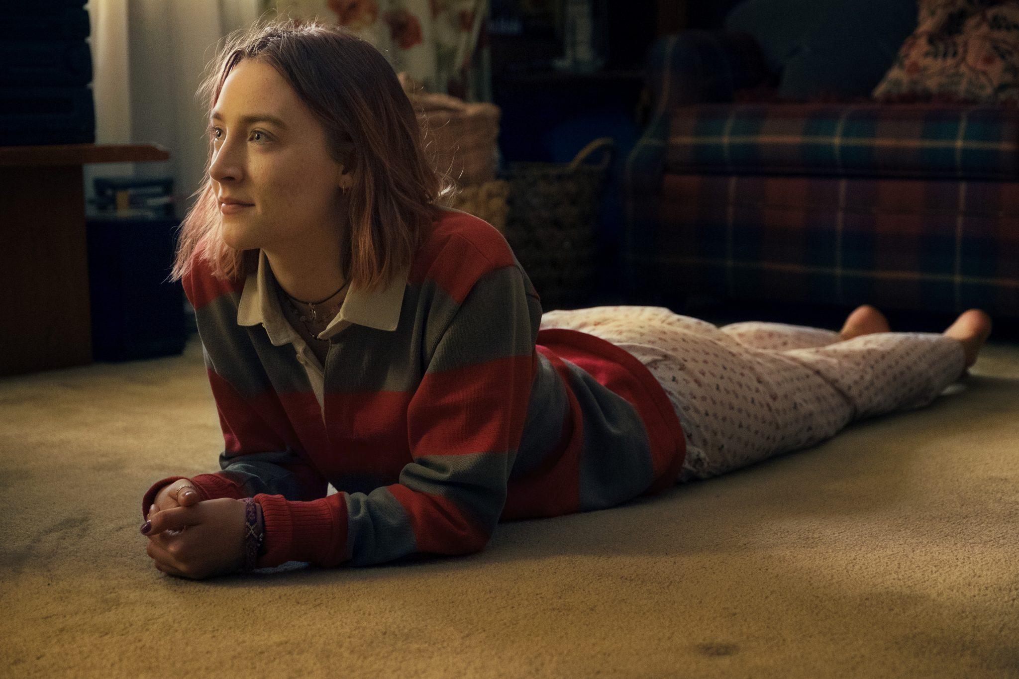 Saoirse Ronan in Lady Bird - wir wünschen eine Fortsetzung