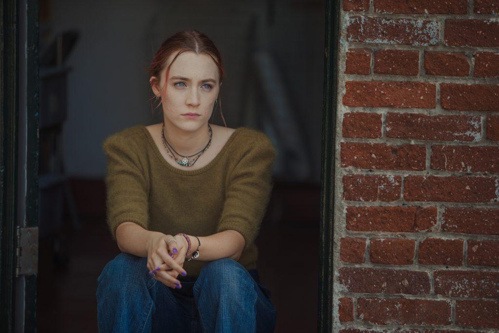 Saoirse Ronan ist Lady Bird