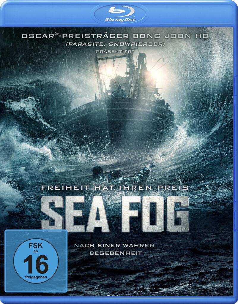 Ein Bild der Blu-ray von Sea Fog