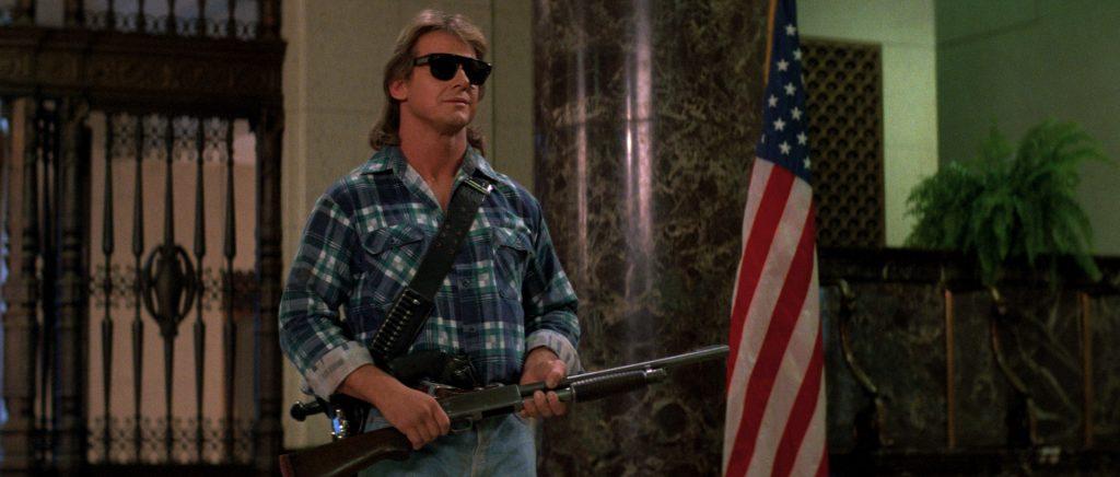Wer will nicht auch so eine feshe Brille, wie Roddy Piper in Sie Leben? © Studiocanal Home Entertainment