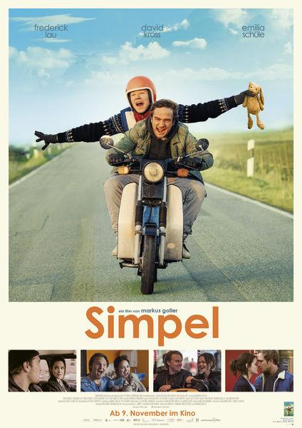 """Cover von """"Simpel"""" by Universum Film"""