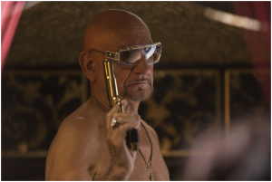 Sir Ben Kingsley in Collide