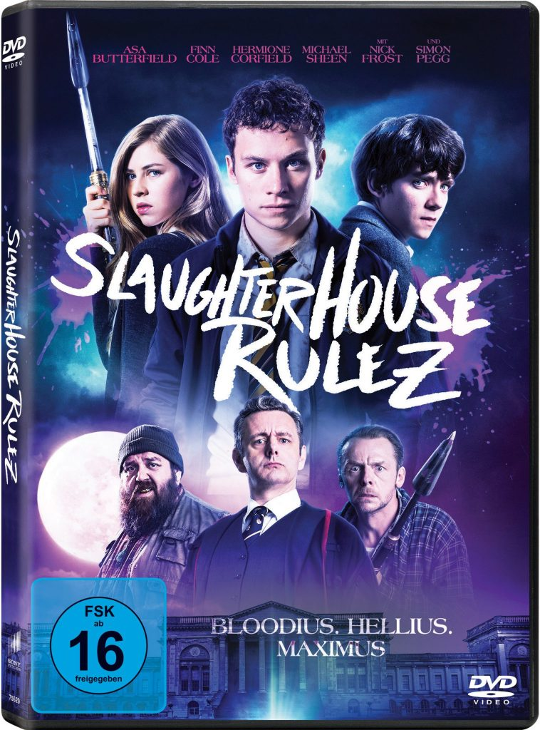 Cover zu Slaughter House Rulez 2018 Columbia Pictures Industries, Inc. All Rights Reserved.