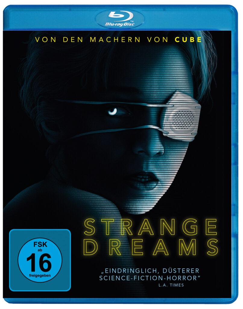 BluRay Cover mit Hauptdarstellerin