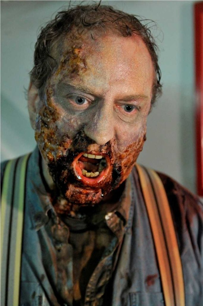 Ein Zombie in Survival Of The Dead