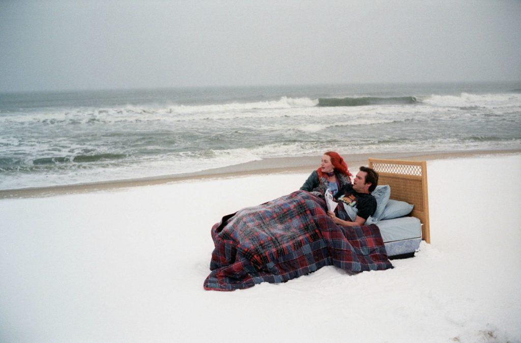Jim Carrey und Kate Winslet in Vergiss mein nicht. ©2004 Focus Features all rights reserved.