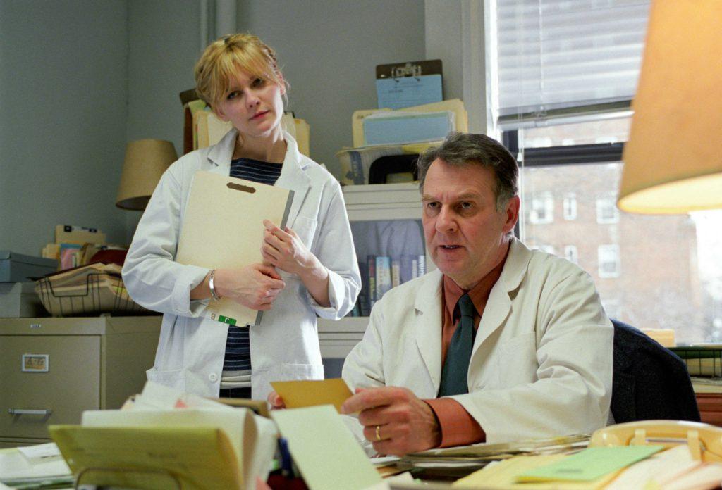 Kirsten Dunst und Tom Wilkinson in Vergiss mein nicht. ©2004 Focus Features all rights reserved.