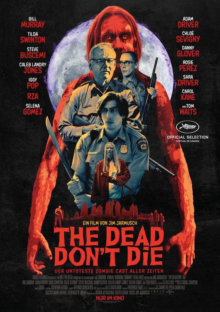 Filmposter zu The Dead Don't Die © Universal Pictures