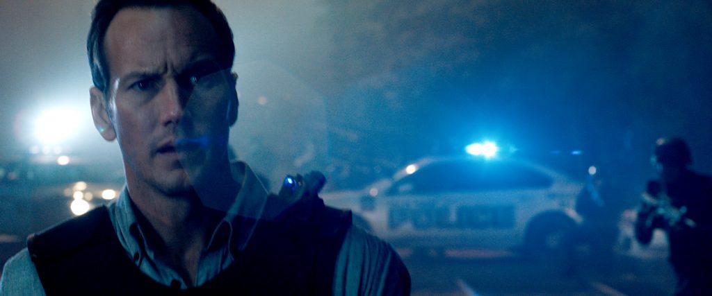 "Kann Polizist Murphy (Patrick Wilson) seinem Ex-Kollegen Michael (Liam Neeson) helfen, den Fall zu entschlüsseln? in ""The Commuter"" ©StudioCanal"
