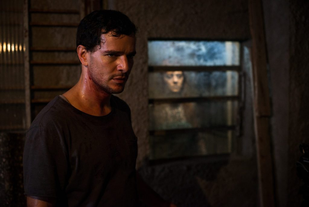Daniel de Oliveira in The Nightshifter