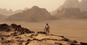 """Matt Damon ganz allein in """"Der Marsianer - Rettet Mark Watney"""""""