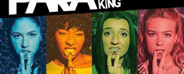 """Plakat zu """"Para - Wir sind King"""""""