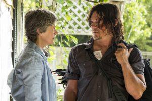 Carol und Daryl haben was wichtiges zu besprechen ©20th Century Fox Home Entertainment