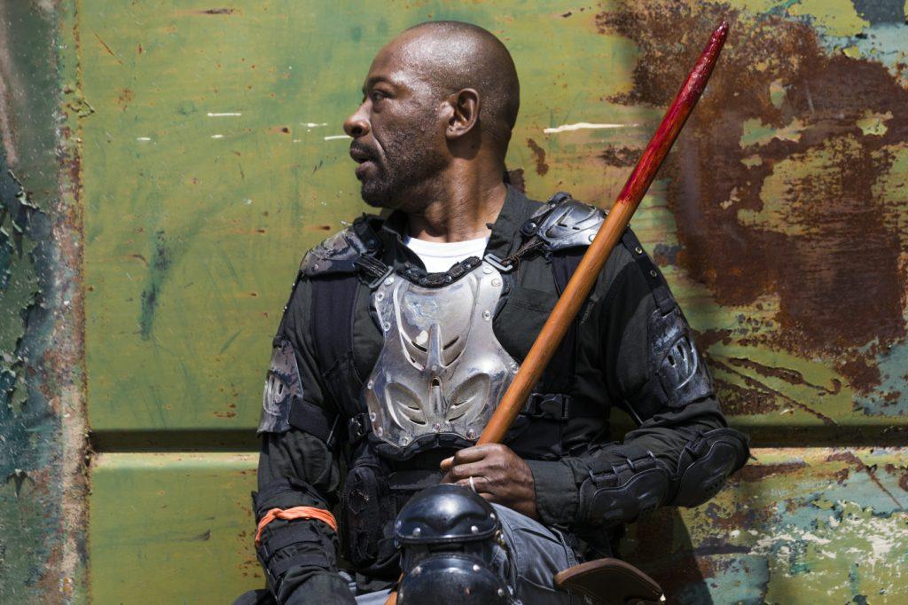 Lennie James als Morgan in The Walking Dead Staffel 8. © 2018 Twentieth Century Fox Home Entertainment