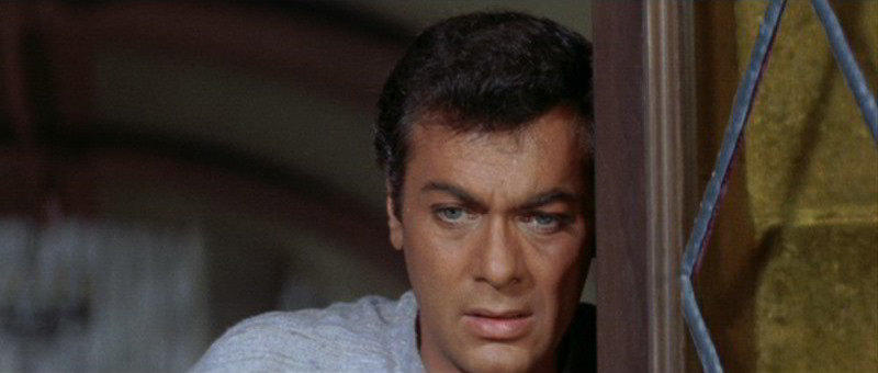 Tony Curtis als Andrei in Taras Bulba © Koch Films