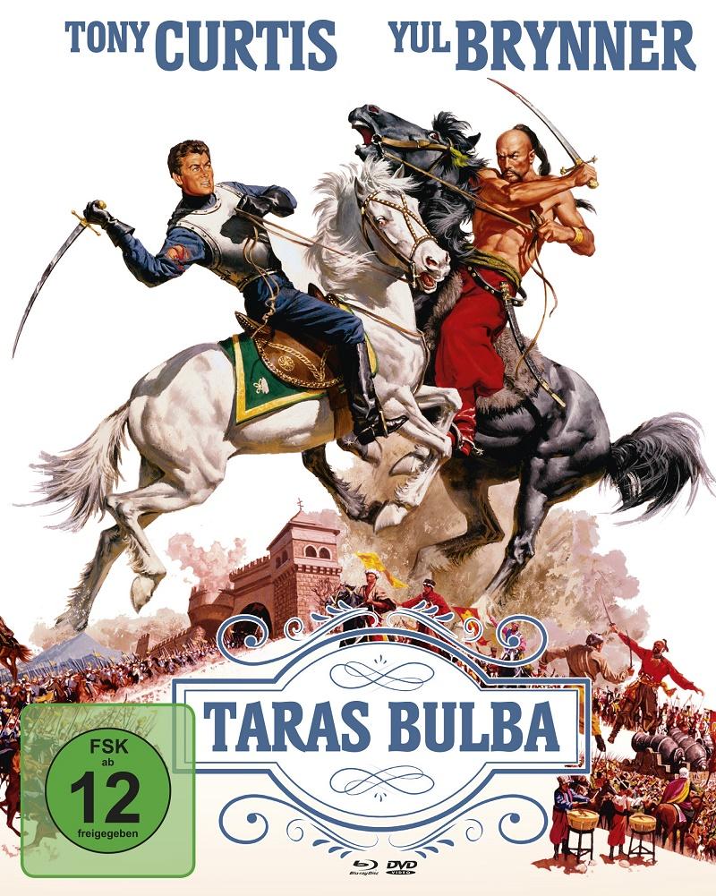 Mediabook Taras Bulba © Koch Films