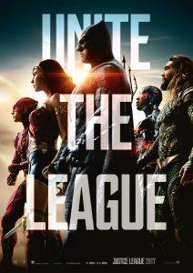 Teaserplakat von Justice League