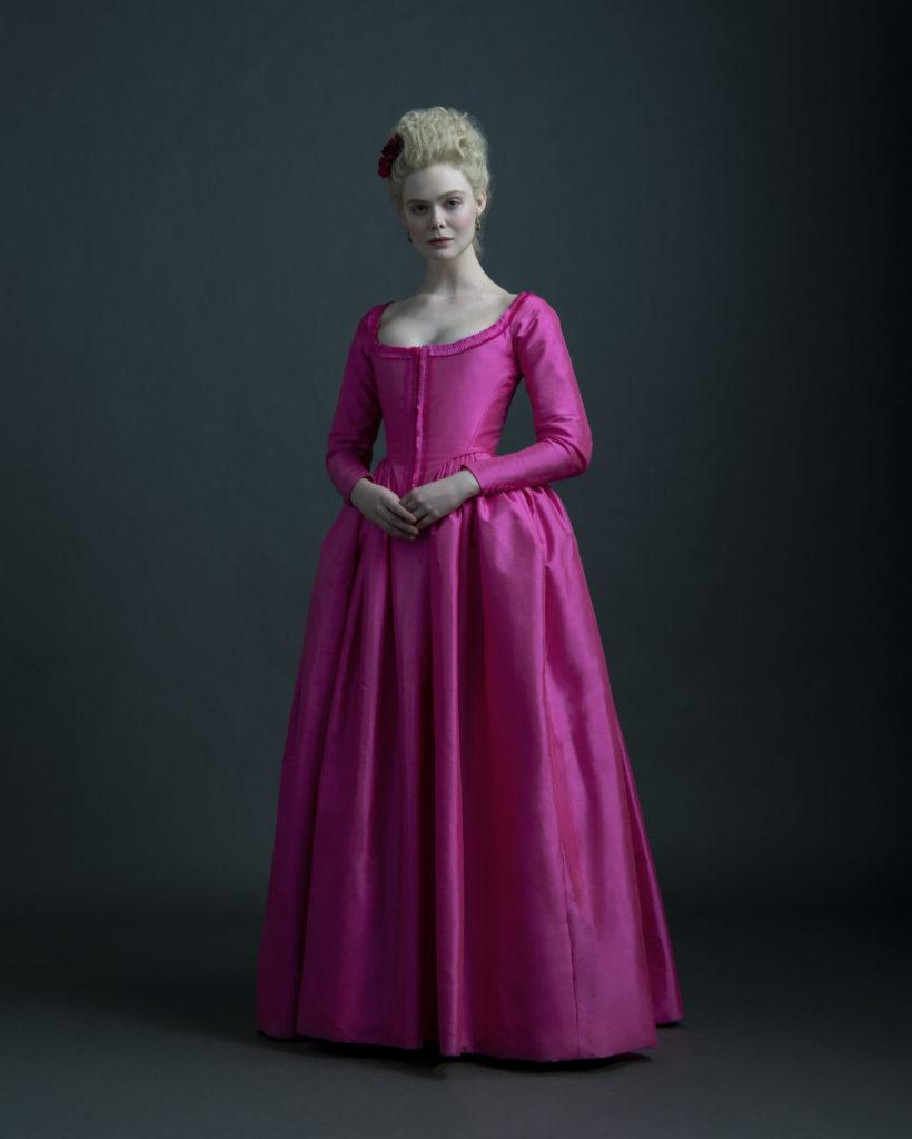 Elle Fanning als Katharina II., The Great