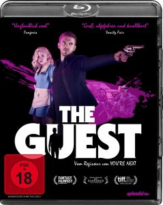 "Das Cover zu ""The Guest"""