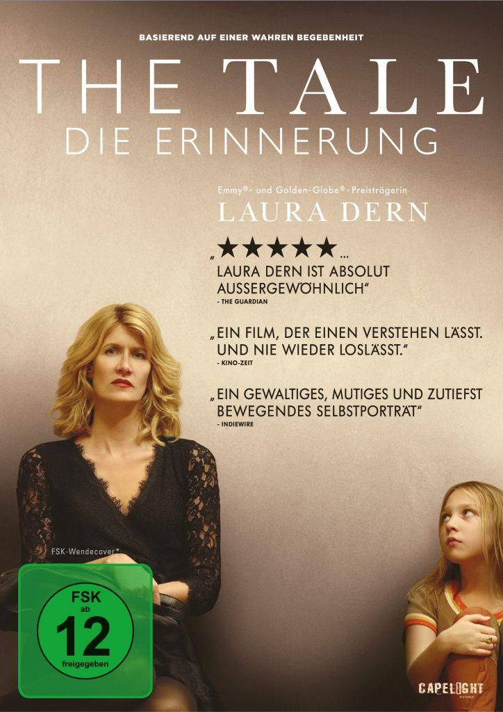 Das DVD Cover von The Tale - Die Erinnerung. © Capelight Pictures