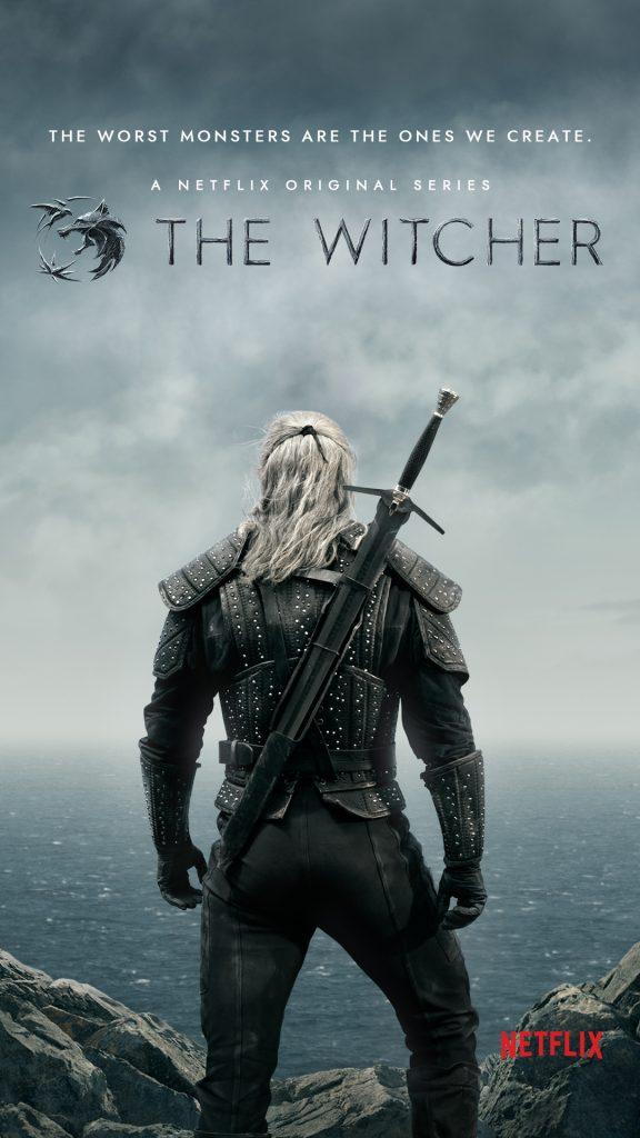 Das offizielle Poster von The Witcher Staffel 1