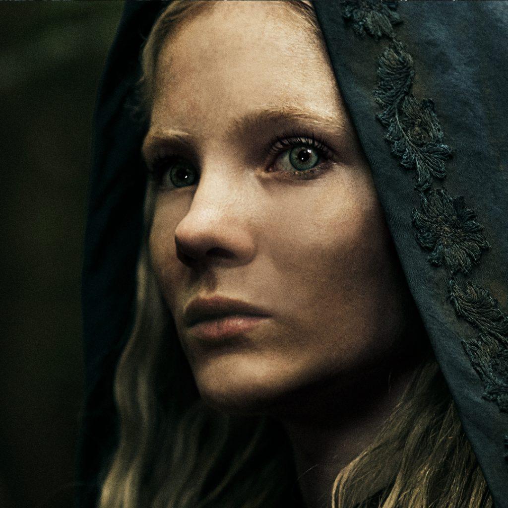 Ciri in der The Witcher Serie. © Netflix