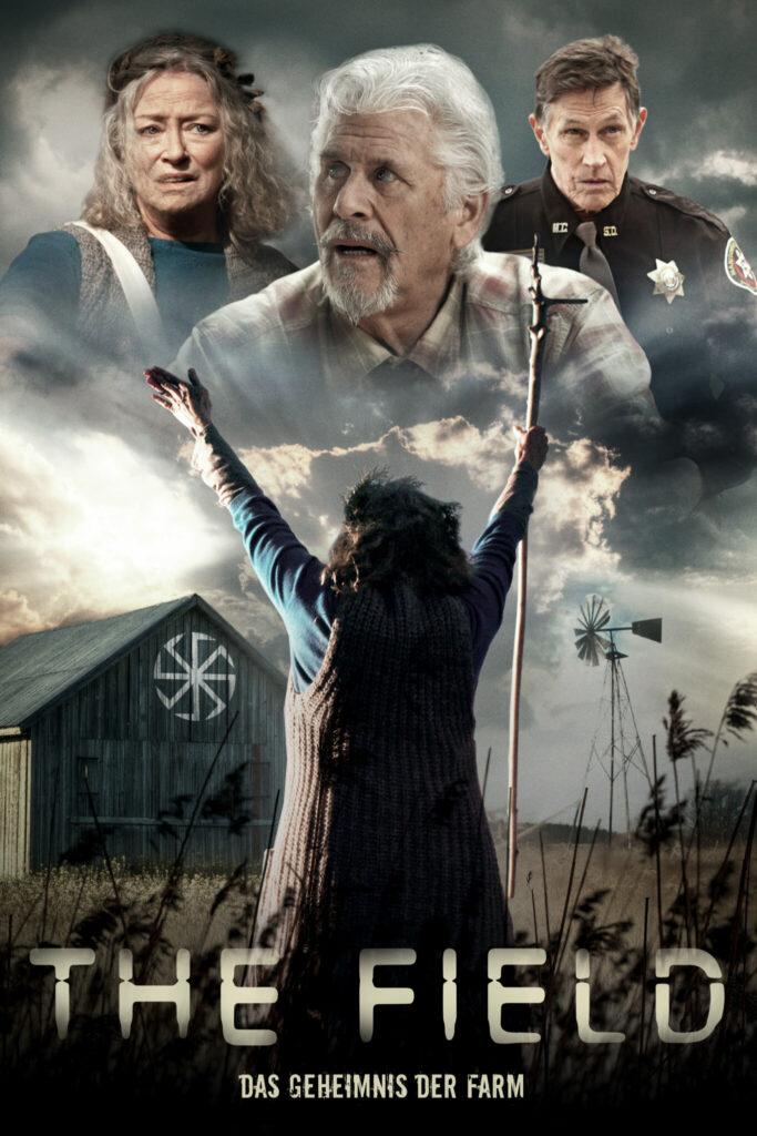 Das Filmplakat zu The Field - Das Geheimnis der Farm. © Tiberius Film