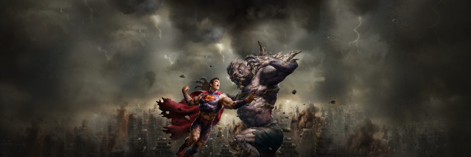 The Death of Superman © Warner Bros. Home Entertainment