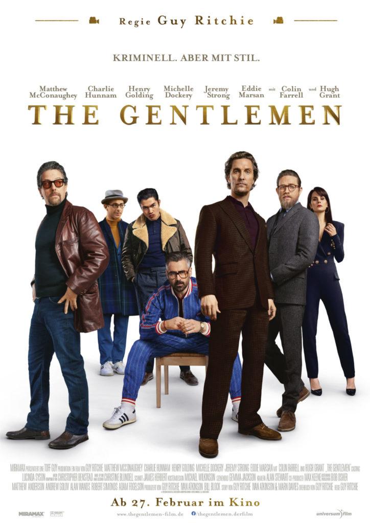 Kinoposter zu The Gentlemen