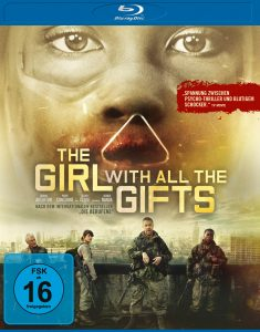 Cover von The Girl with all the Gifts aus 2016 von ©SquareOne/Universum
