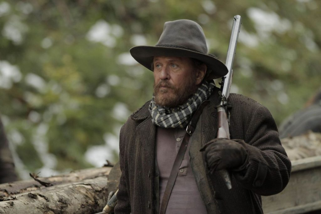 Tom Berenger als Jim Vance in Hatfields & McCoys ©2012 Hatfield and McCoy Productions, LLC. All Rights Reserved.