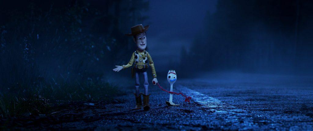 Woody und Forky © The Walt Disney Company Germany