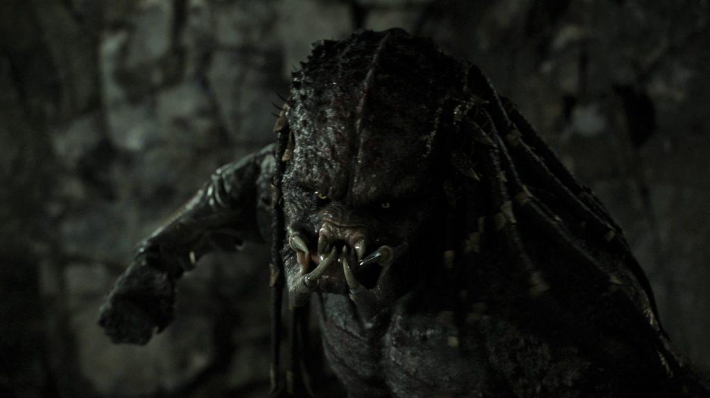 Der ultimative Predator in Predator - Upgrade. © Twentieth Century Fox