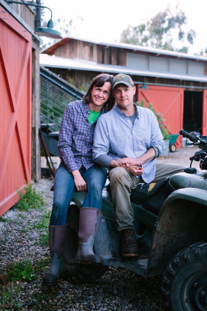 Molly und John in Unsere große kleine Farm © 2019 PROKINO Filmverleih GmbH