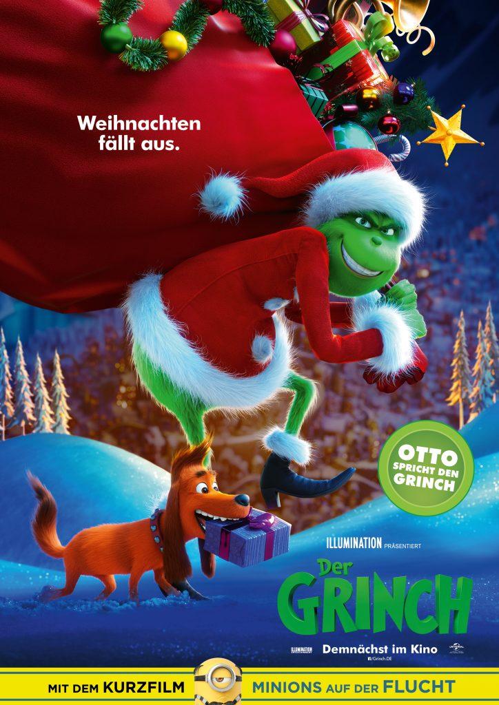 Poster zu Der Grinch © Universal Pictures