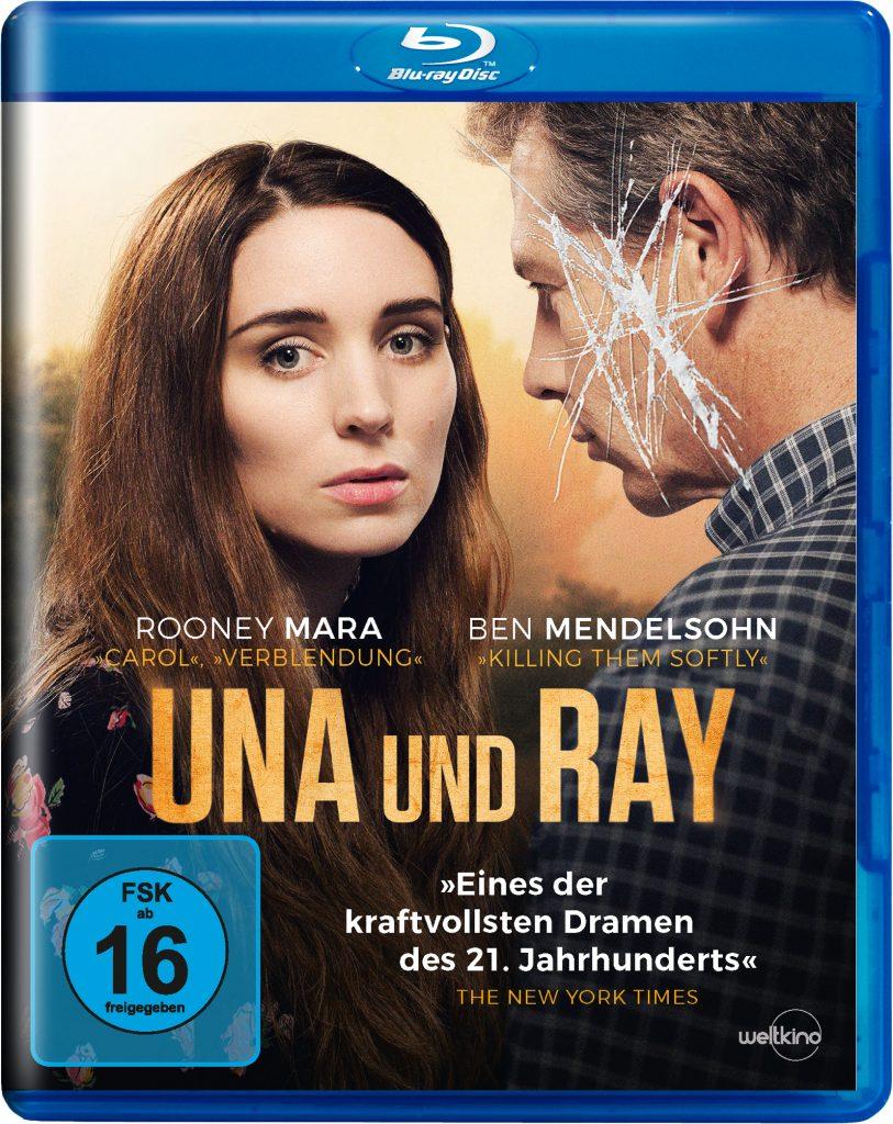 """Blu-ray Cover von """"Una & Ray"""""""