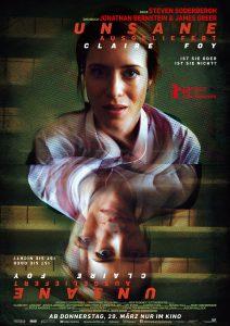 """Filmplakat zu """"Unsane - Ausgeliefert"""" © 20th Century Fox"""