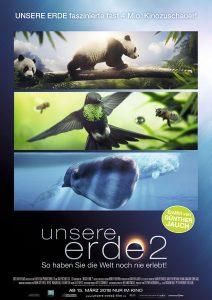 """Filmplakat zu """"Unsere Erde 2"""" © Universum Film"""