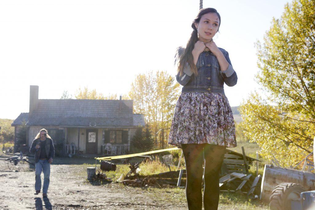 Scene 5 from Wynonna Earp Season 1 © justbridge Entertainment