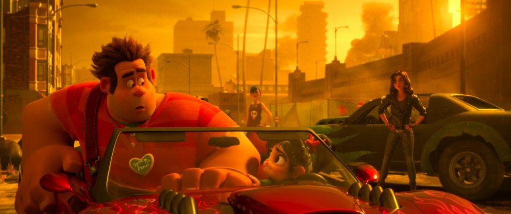 Die Freunde erleben ein turbolentes Abenteuer © Walt Disney Pictures