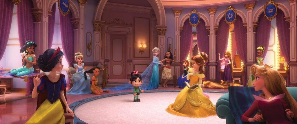 Prinzessinnen Klatsch © Walt Disney Pictures