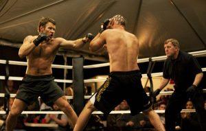Joel Edgerton in Warrior
