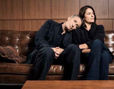 Das befreundete Ex-Ehepaar in Was uns nicht umbringt © Alamodefilm