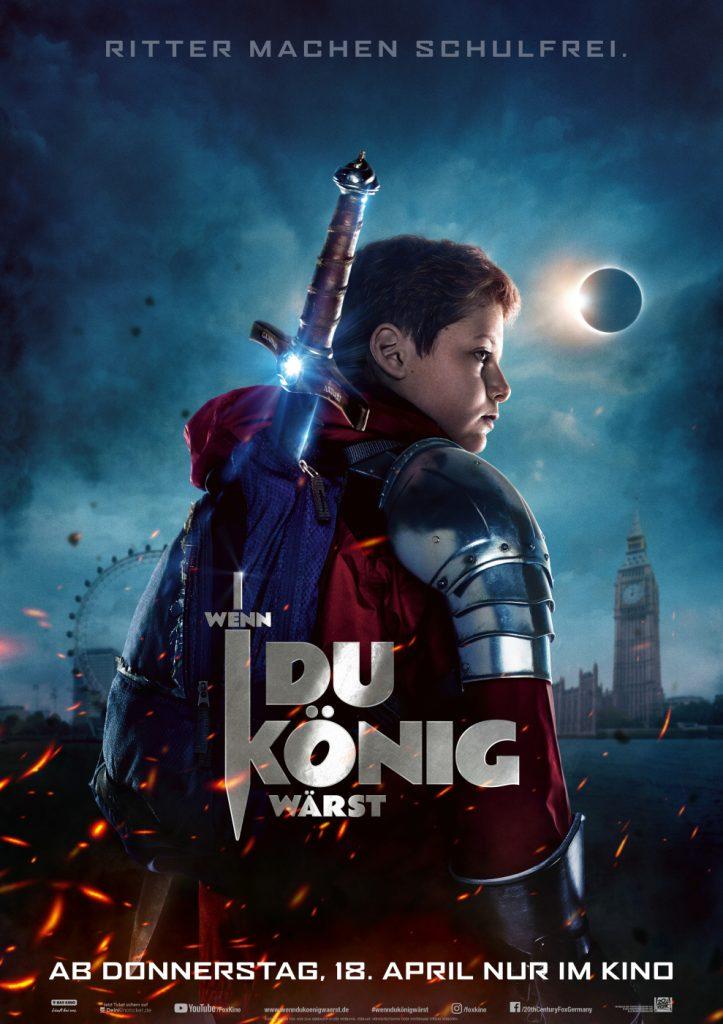 Poster zu Wenn du König wärst © 2018 Twentieth Century Fox