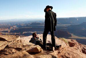 Ed Harris kennt keine Gnade in Westworld